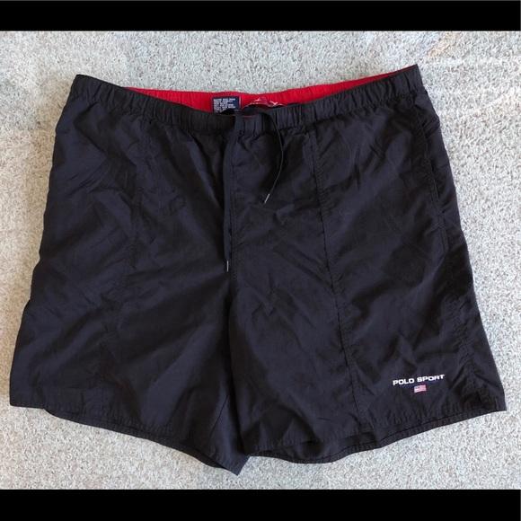 a58dcdb6b1 Polo by Ralph Lauren Swim | Vintage Polo Ralph Lauren Sport Shorts ...